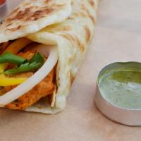 Pyala Kebab Roll
