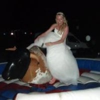 Our range of Rodeo Bulls, Bucking bronco and Simulators are great fun to hire