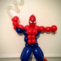 Totally twisted Spiderman