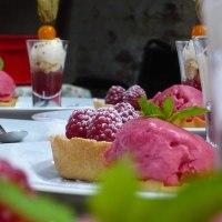 A Trio of Raspberry Desserts
