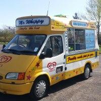 CUMMINGS Ice Cream Van