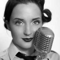 Professional Vocalist - 1940s, 1950s, swing, big band, musicals