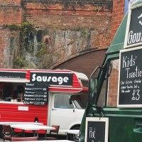 Hire two Warwickshire food vans