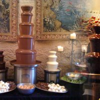 Special Chocolate Fountain