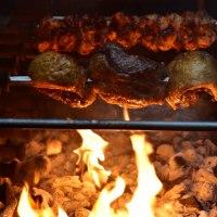 Fabulous BBQ Brazilian BBQ rotisserie