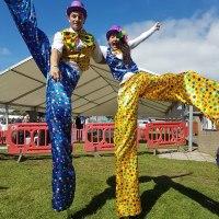 Silly Sally & Jolly Joshua - Children's entertainment
