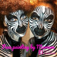 Face Painting by Mariam