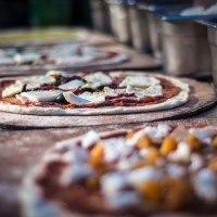 The Sunshine Pizza Oven