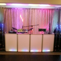 Steeldrum band with mobile Dj and Lighting