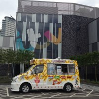 Mr Whippy Ice Cream Van