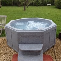 Derby Hot Tub Hire - Eurospa Hot Tub