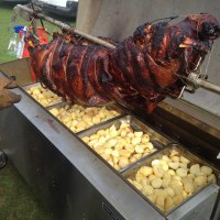 Hog Roast from Midland Catering Co
