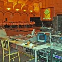 """Sound Desk - """"Cargo"""" at The Passenger Shed, Bristol"""