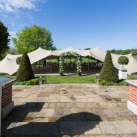 Stretch Tents for Weddings