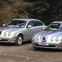 GSP Wedding Cars - Our Identical S-Type Jaguars