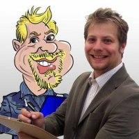 Caricaturist West Sussex
