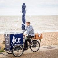 Ice Cream Tricycle Kent