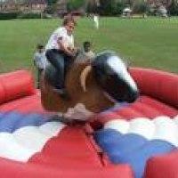 Rodeo Bull Hire in Cumbria