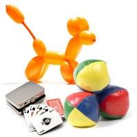 Balloon making and magic