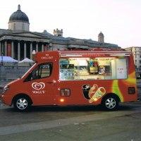 Dominic and Son Ice Cream van