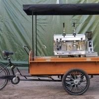 Espresso Coffee Machine With Coffee Bean Grinder