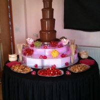 Temptation Towers Chocolate Fountain Hire in Kent