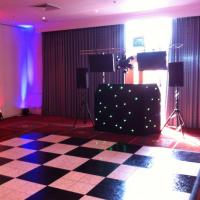 Video disco and dance floor