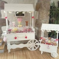 The candy cart  Boutique
