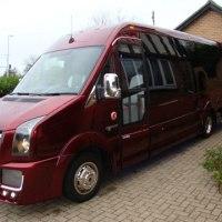 Elite Limousines Party Bus 16 seater