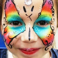 Crazy Faces Face Painting