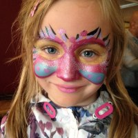 Facepainting and Temporary Tattoos Newcastle