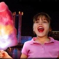 Candy Floss Magic