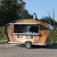 pizza wood fired events neopolitan street food artisan trailer italian