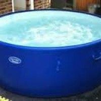 Rigid wall hot tubs