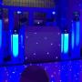 Standard disco setup