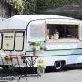 classic caravan bar, icecream, espresso martini