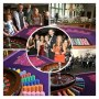Add roulette, blackjack, poker or dice to your party