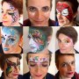 Dolly Cat Face Painting