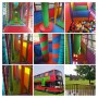Little Legs soft play party bus