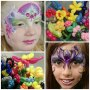 JuliaArts Deluxe Face Painting and Simple Balloon Modelling