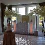 Seaham Hall, Premium White Setup with Custom Heart Gobos