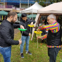 One Manchester - Hulme. Juggling drop in & walk around event.