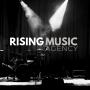 Rising Music Agency Logo