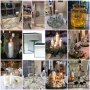 talk to us about your wedding decor