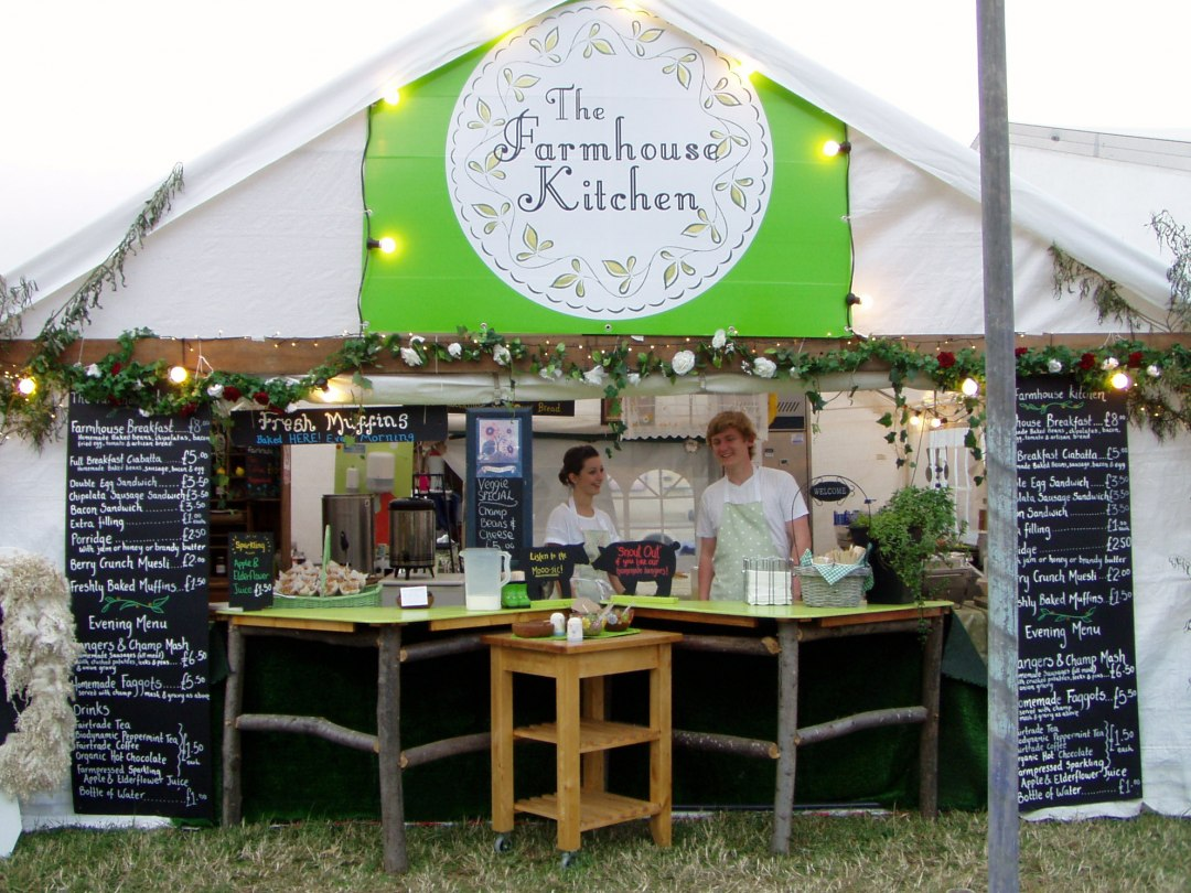 Our Farmhouse Kitchen Caterers Wiltshire