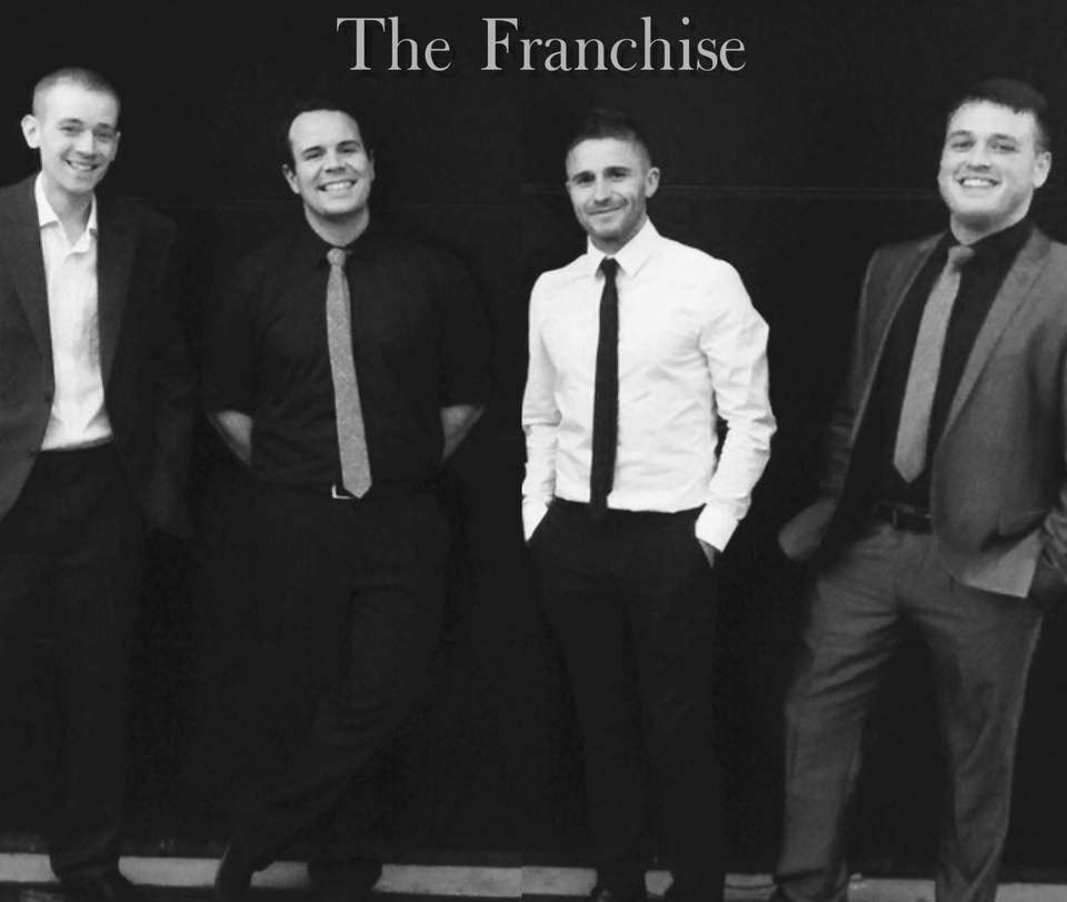The Franchise - Pop Bands Aberdeen City