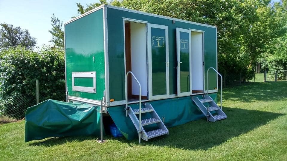 Owens Luxury Loos and Event Hire