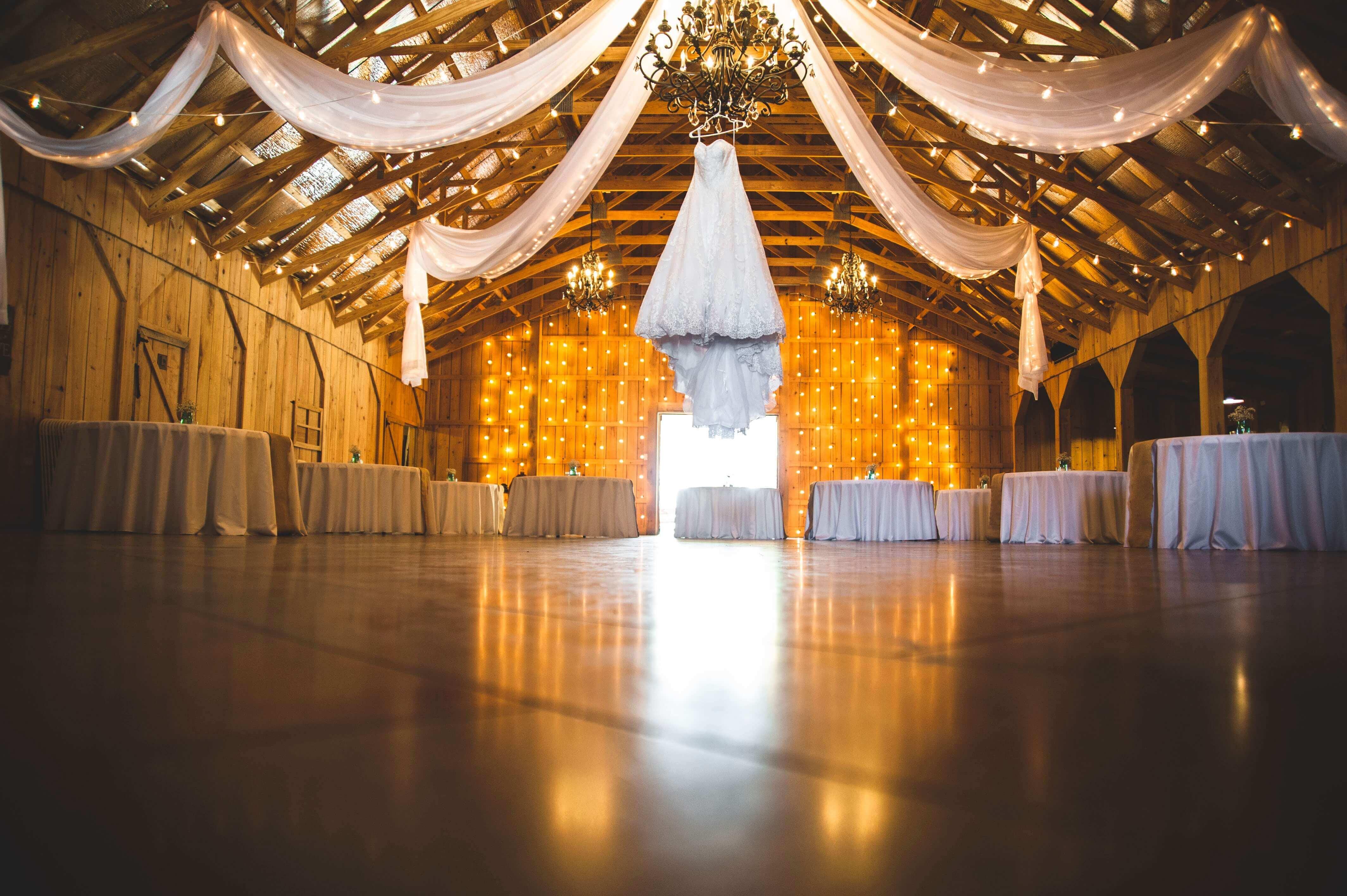 barn conversion wedding venue
