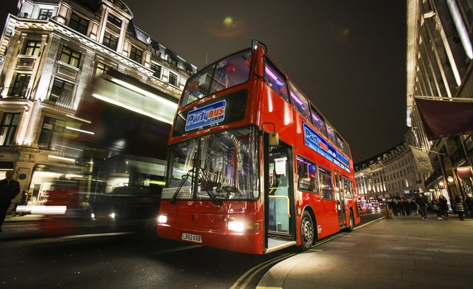 Party Bus - London