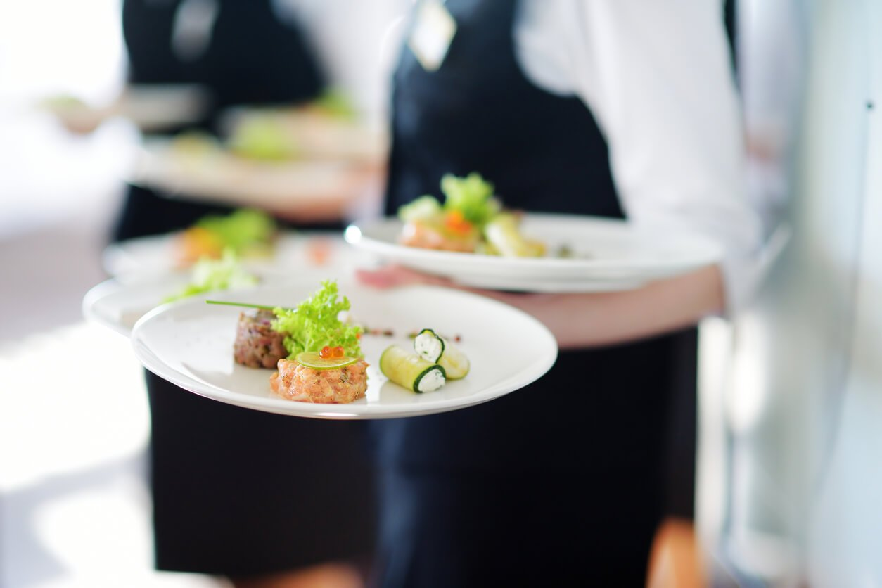 Whether you're a gourmet foodie, always want to try something new or simply like everything to be sorted for you, catering is a crucial element of your event.